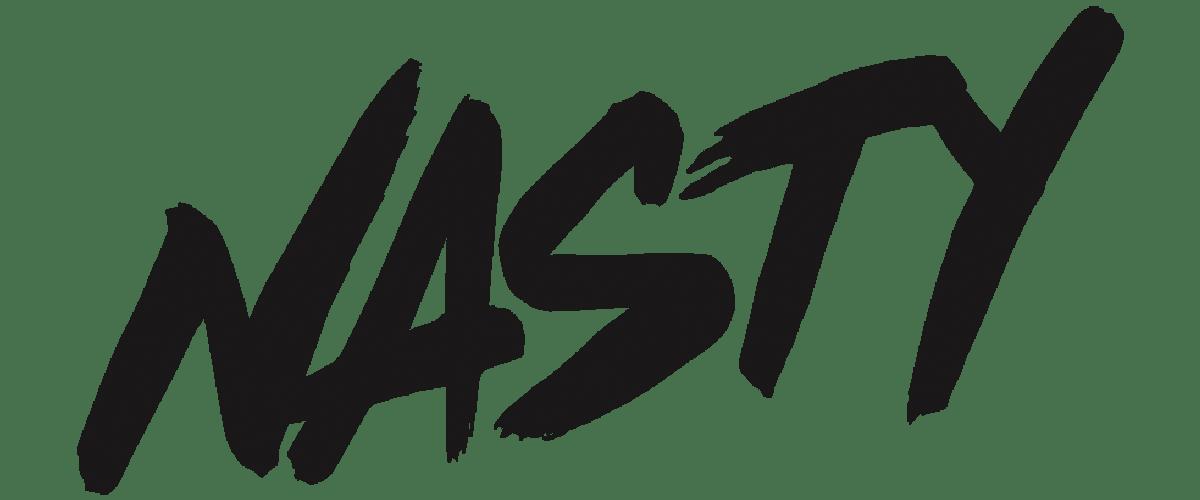 Nasty logo png