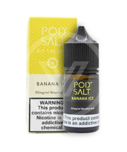 POD SALT BANANA ICE - 30ML