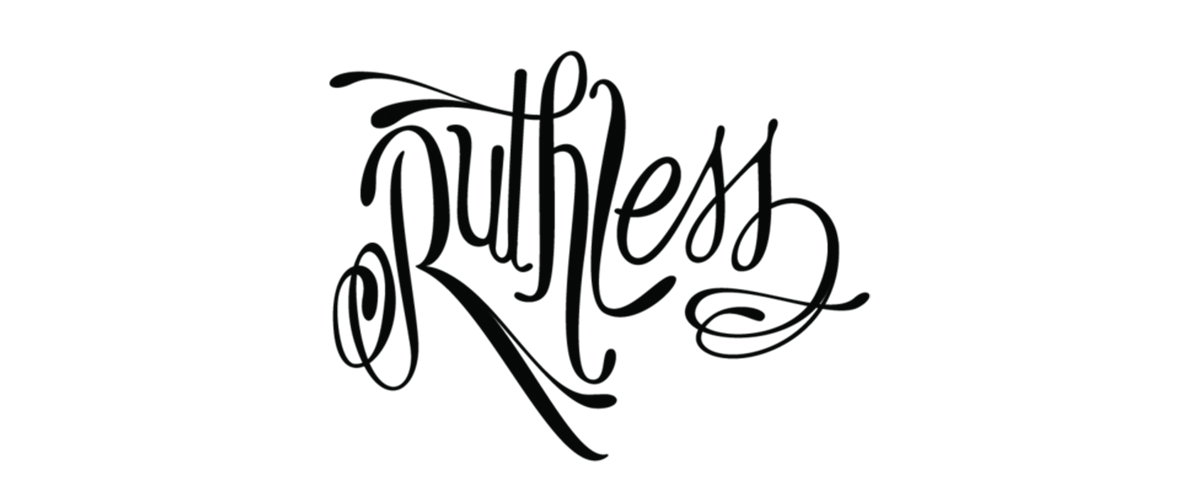 ruthless logo PNG